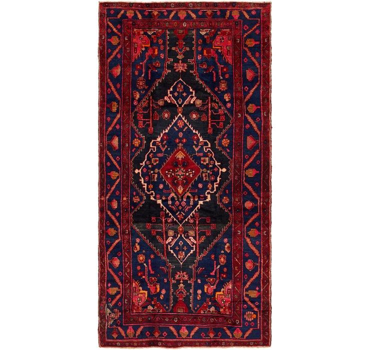 Image of 152cm x 320cm Tuiserkan Persian Runne...
