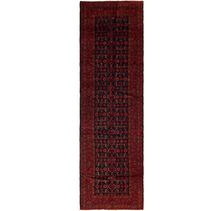 115cm x 415cm Malayer Persian Runner ...