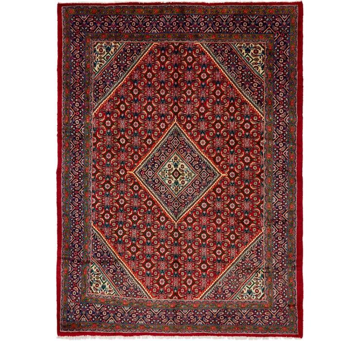 300cm x 405cm Mahal Persian Rug