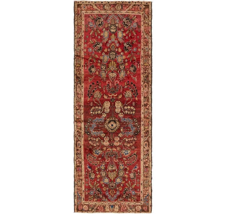 3' 5 x 9' 3 Liliyan Persian Runner ...