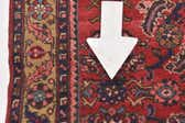 3' 10 x 10' 10 Sarab Persian Runner Rug thumbnail