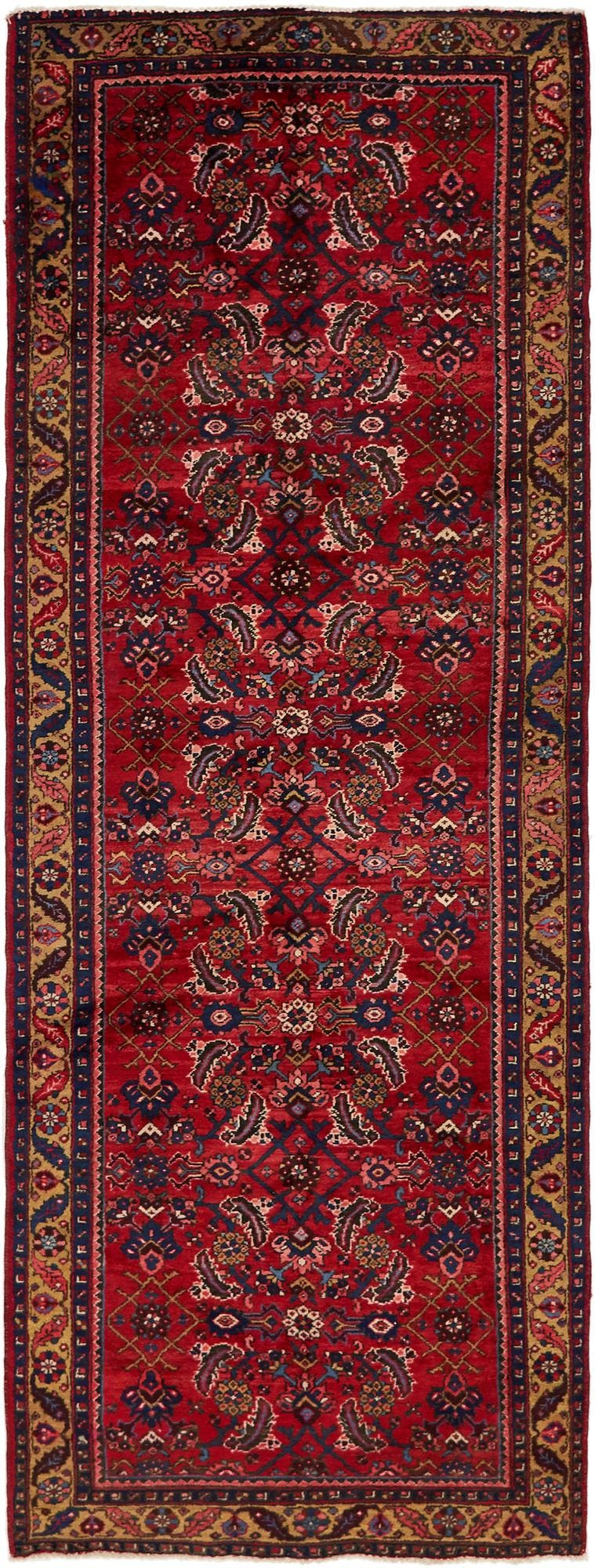 3' 10 x 10' 10 Sarab Persian Runner Rug main image