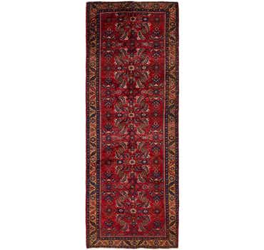 Image of 3' 10 x 10' 10 Sarab Persian Runner Rug