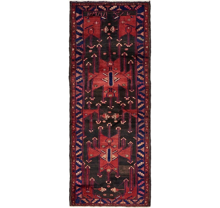 3' 10 x 10' Hamedan Persian Runner ...