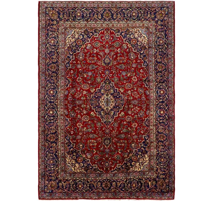 265cm x 390cm Kashan Persian Rug