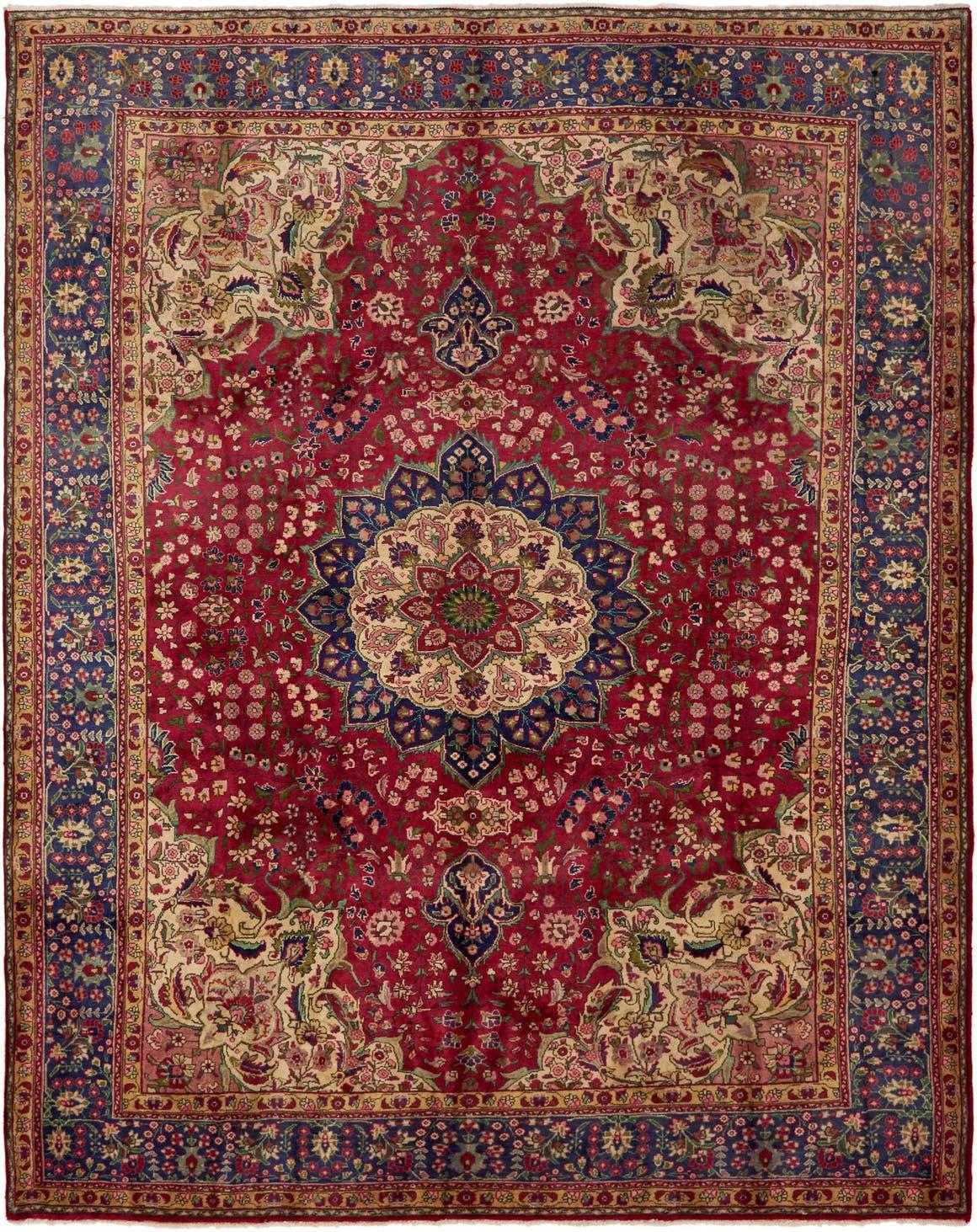 10' x 12' 4 Tabriz Persian Rug main image