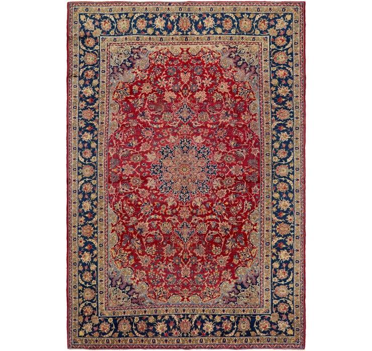265cm x 390cm Isfahan Persian Rug