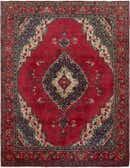 285cm x 375cm Tabriz Persian Rug thumbnail