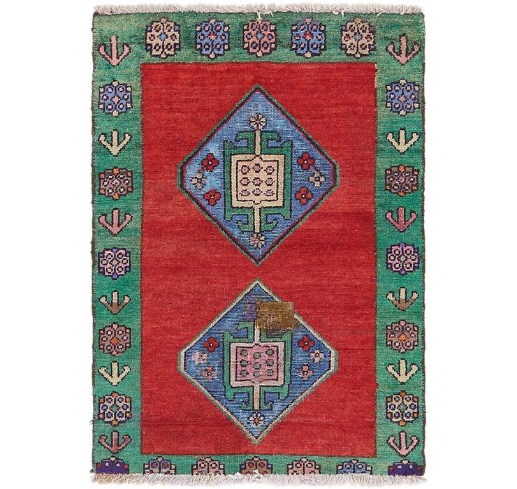 2' 9 x 4' Shiraz Persian Rug