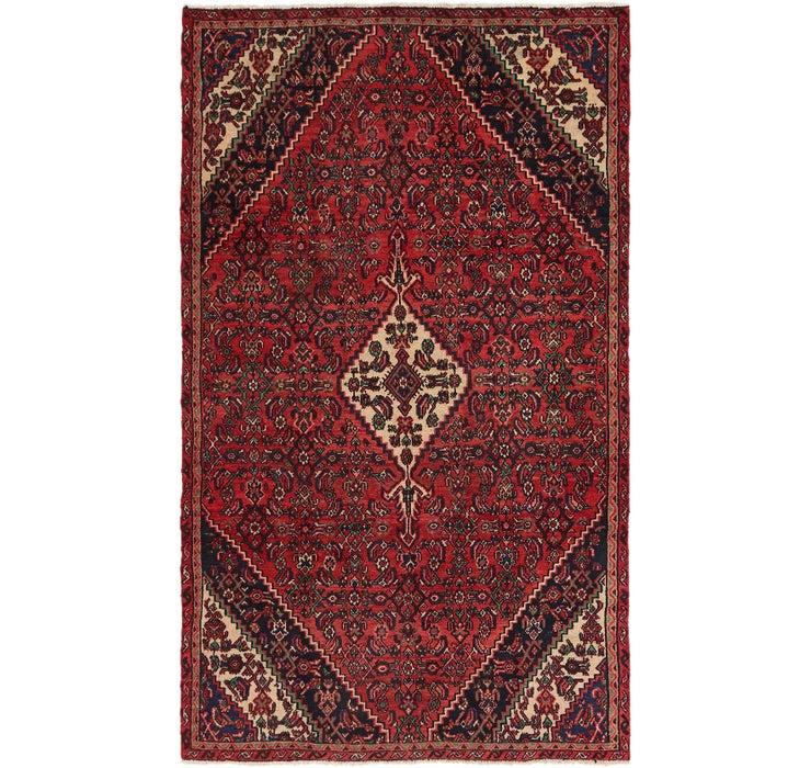 175cm x 305cm Joshaghan Persian Rug