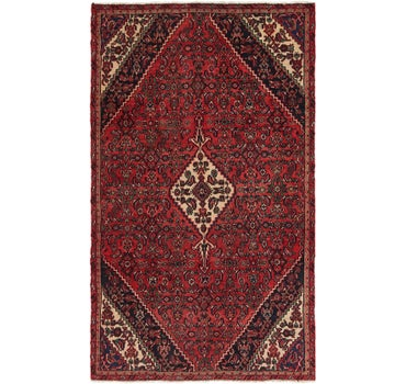 5' 9 x 10' Joshaghan Persian Rug main image