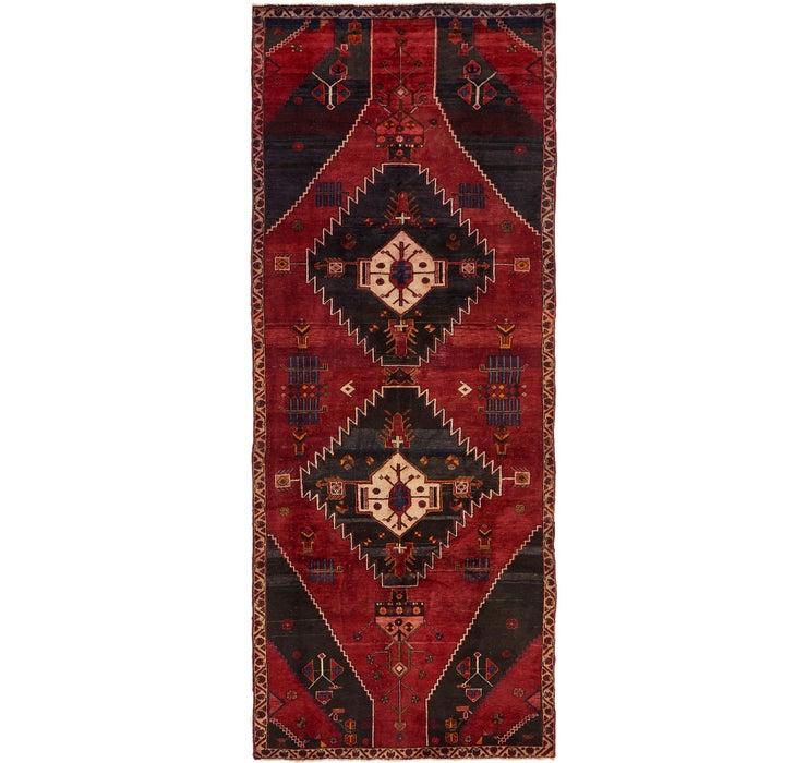 140cm x 348cm Mazlaghan Persian Runne...