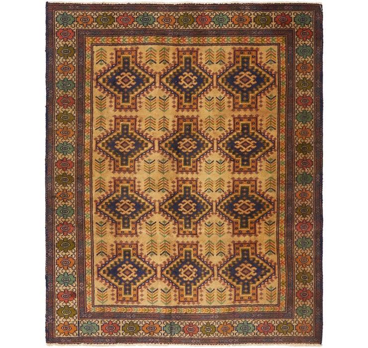 117cm x 152cm Bokhara Oriental Rug