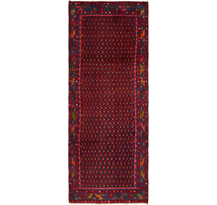 107cm x 285cm Mahal Persian Runner Rug