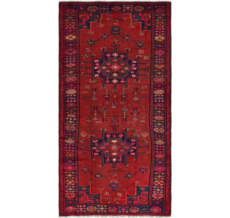 152cm x 295cm Ferdos Persian Runner Rug