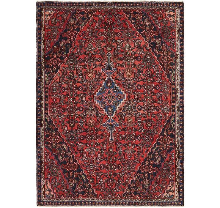 205cm x 282cm Joshaghan Persian Rug