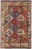 4' 4 x 6' 8 Bakhtiar Persian Rug thumbnail