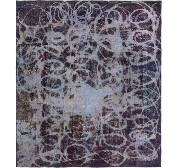 9' x 10' 5 Ultra Vintage Persian S...