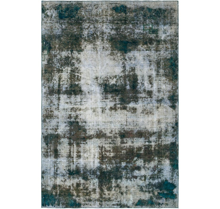 7' 8 x 11' 8 Ultra Vintage Persian Rug