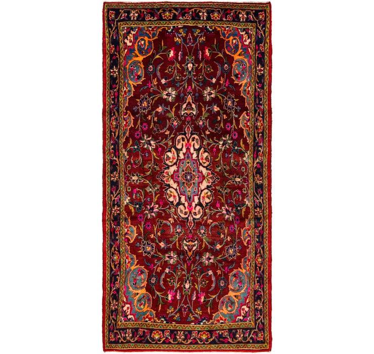 4' 8 x 10' 8 Shahrbaft Persian Runne...