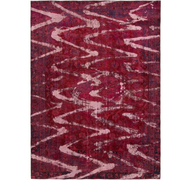 8' 3 x 11' 4 Ultra Vintage Persian Rug