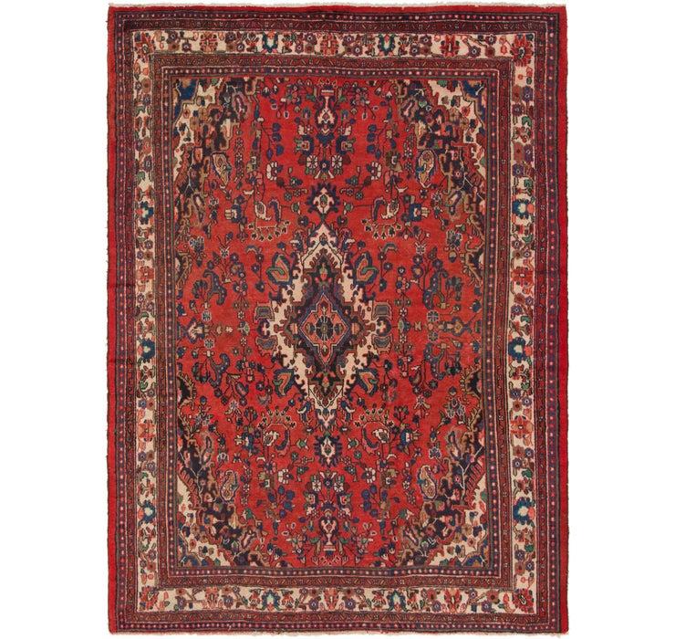 260cm x 348cm Hamedan Persian Rug
