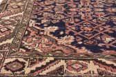 3' 4 x 12' 7 Hossainabad Persian Runner Rug thumbnail