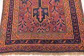 4' 3 x 7' 5 Shiraz-Lori Persian Rug thumbnail