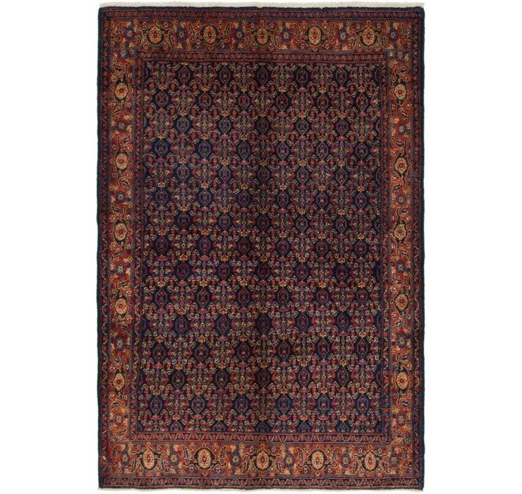 147cm x 218cm Bidjar Persian Rug