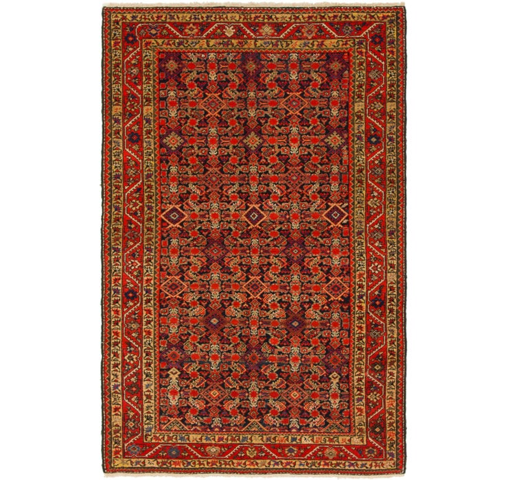 127cm x 198cm Malayer Persian Rug
