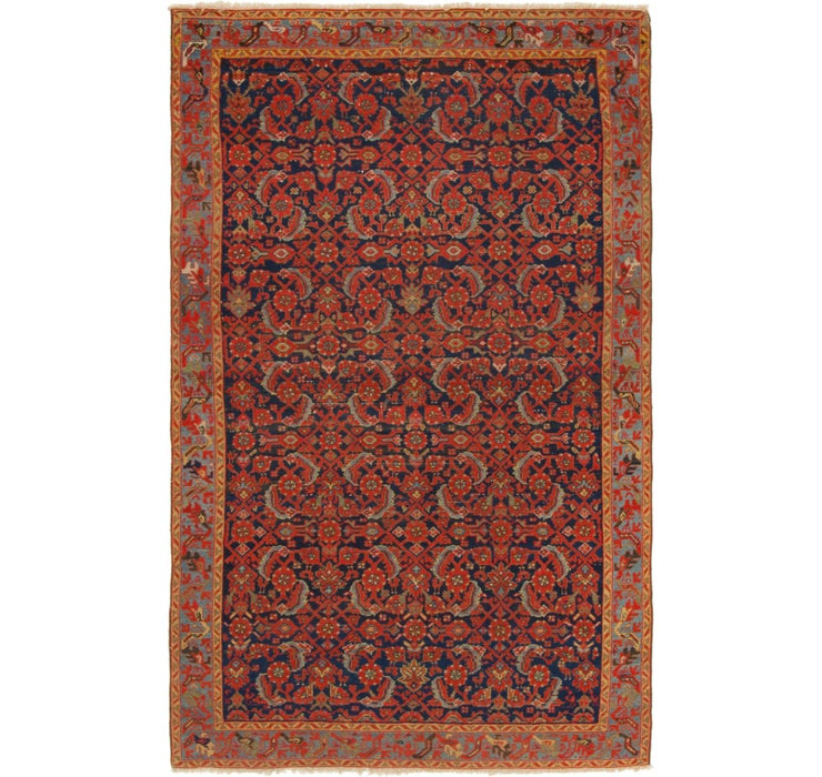 130cm x 205cm Malayer Persian Rug