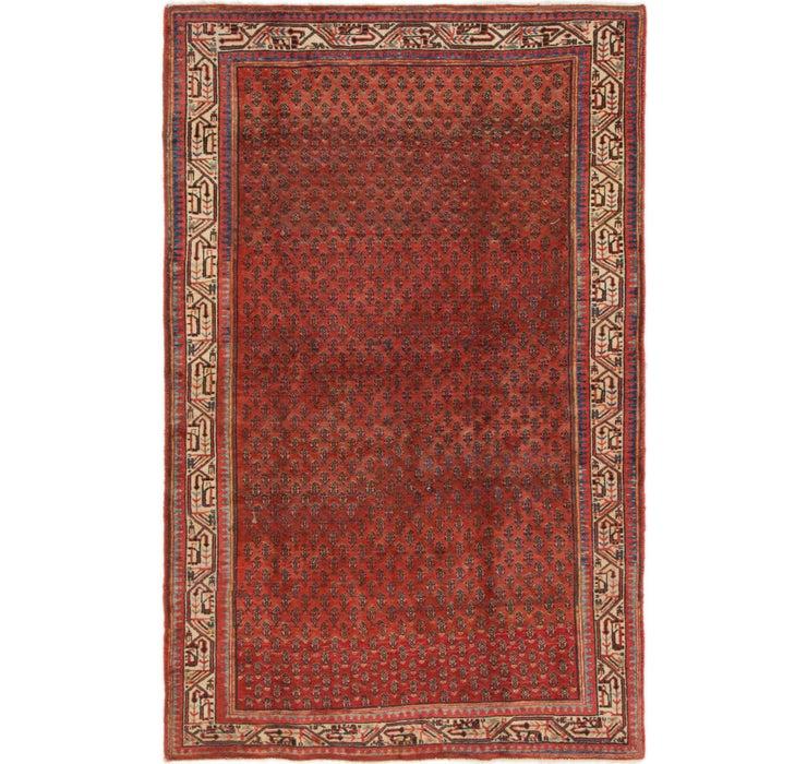 130cm x 208cm Botemir Persian Rug