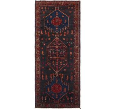 4' 10 x 12' 10 Meshkin Persian Runner Rug main image