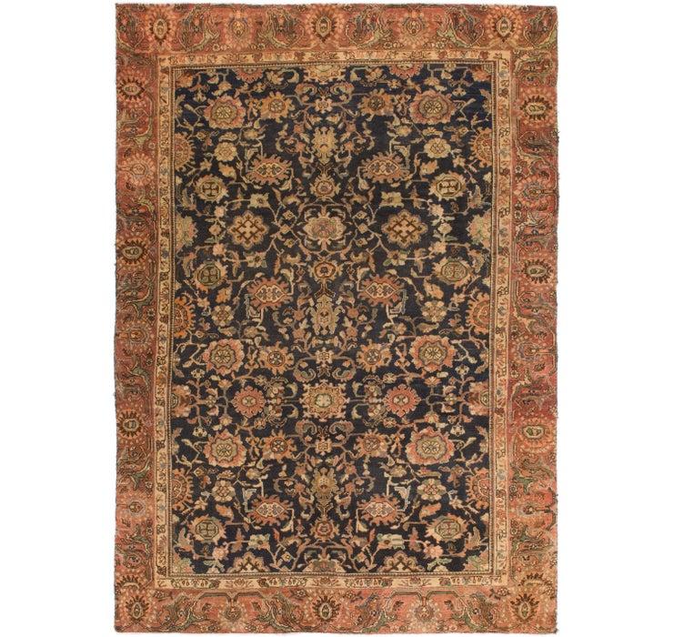 6' 10 x 10' 3 Hamedan Persian Rug