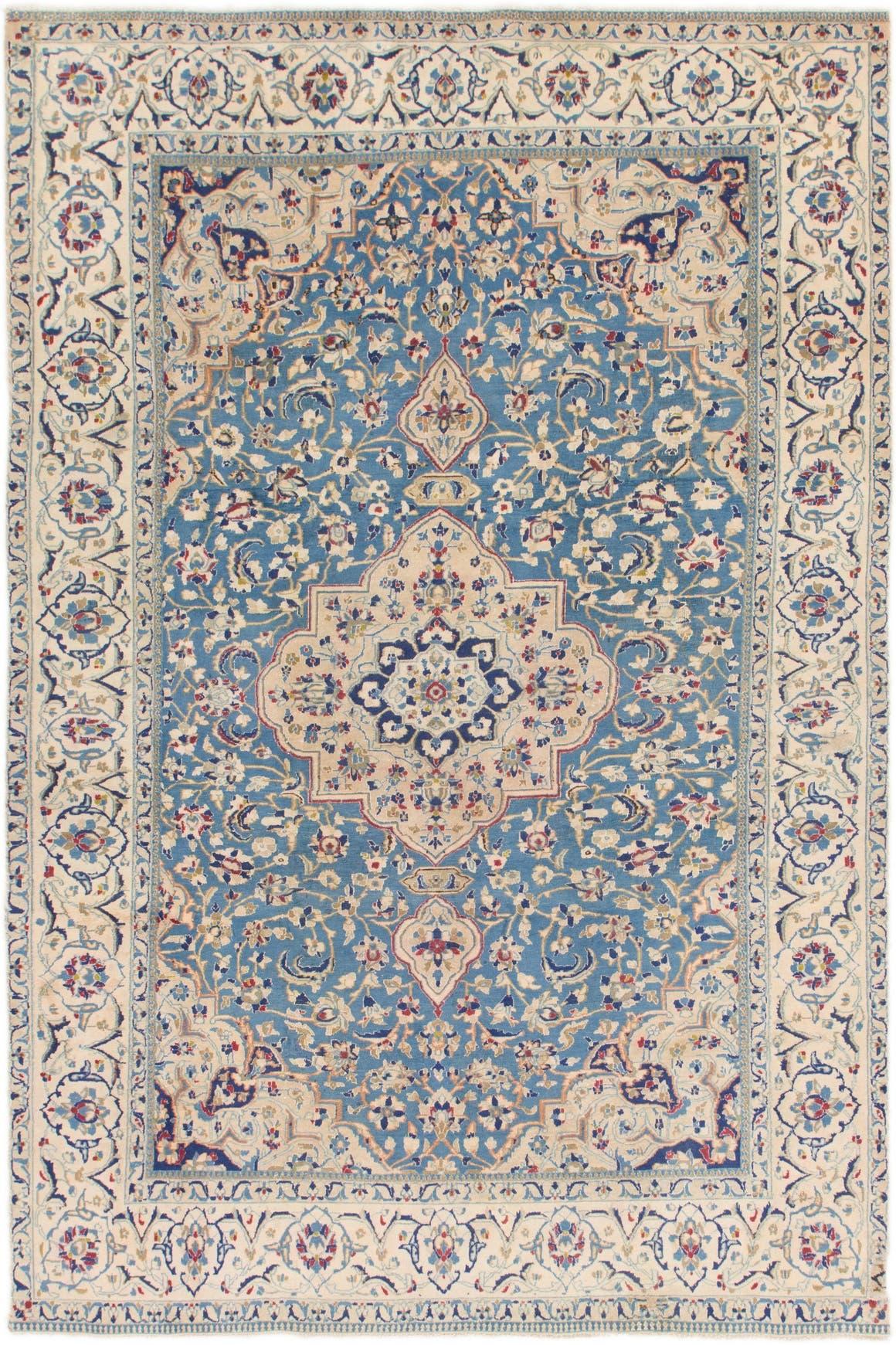 6' 3 x 9' 6 Nain Persian Rug main image