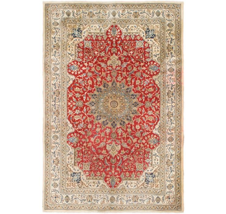 6' 6 x 9' 9 Nain Persian Rug