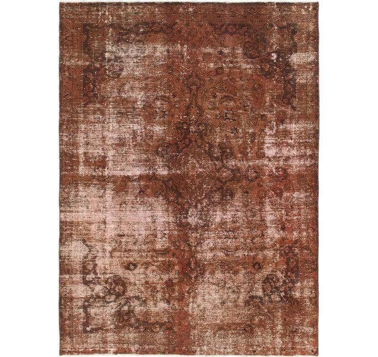 7' 7 x 10' 3 Ultra Vintage Persian Rug