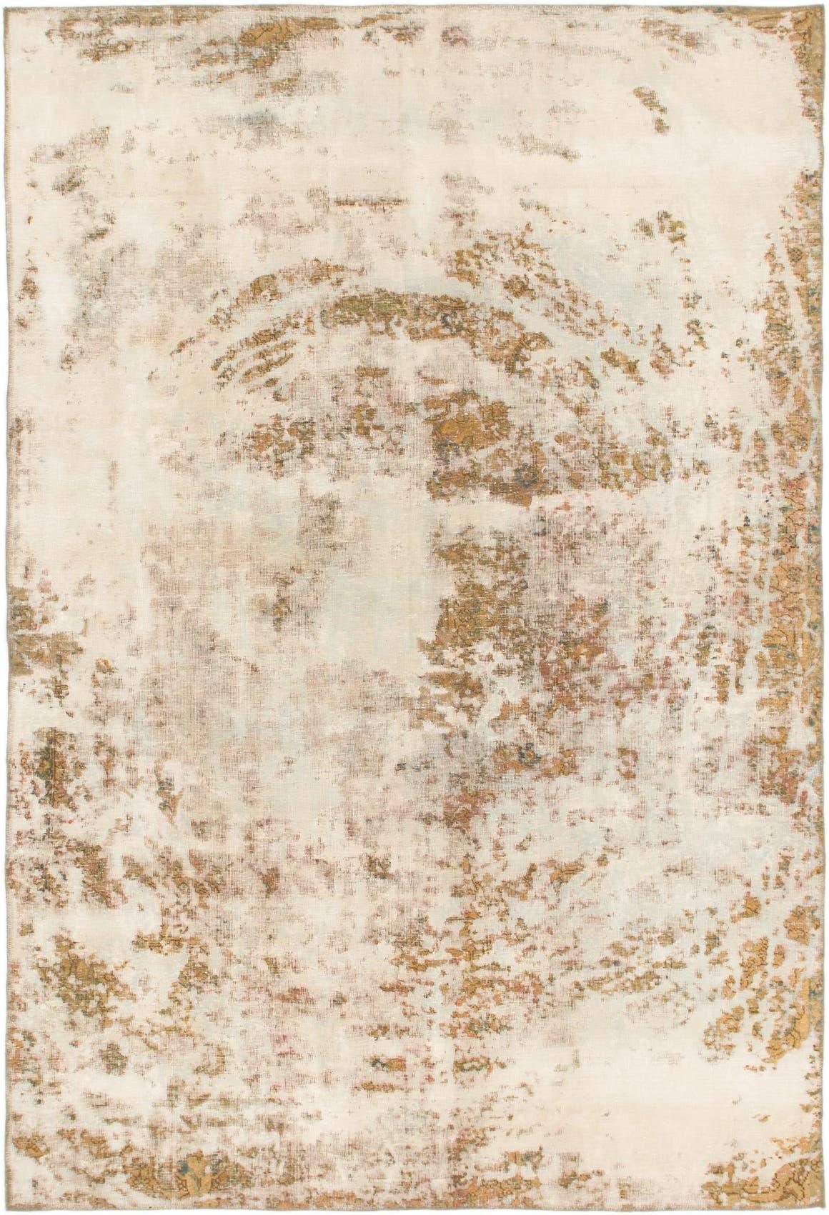 6' 6 x 9' 9 Ultra Vintage Persian Rug main image