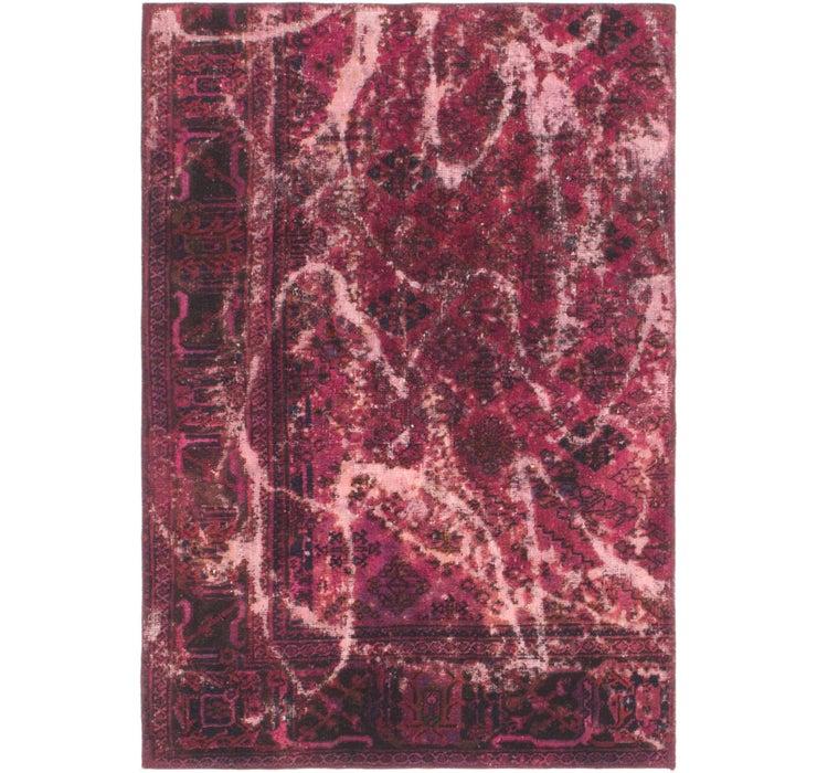 3' 5 x 5' Ultra Vintage Persian Rug