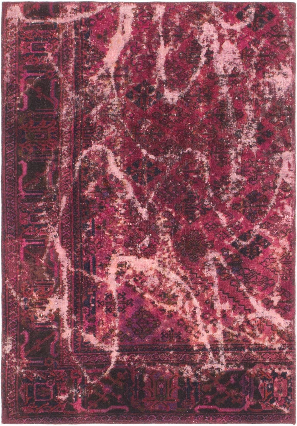 3' 5 x 5' Ultra Vintage Persian Rug main image