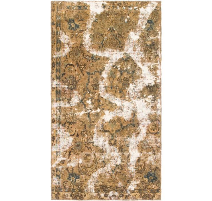 3' 4 x 6' Ultra Vintage Persian Rug