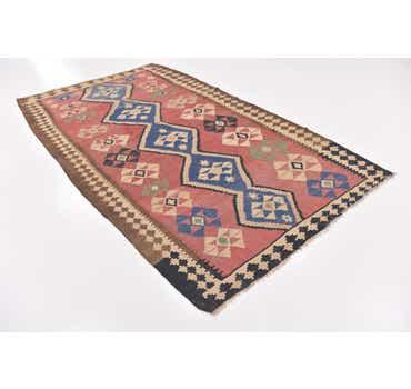 Image of 5' 10 x 10' Kilim Fars Rug