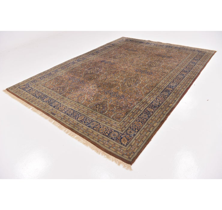8' x 11' 2 Sarough Rug