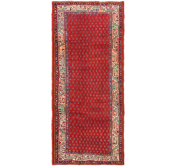 3' 6 x 8' 4 Botemir Persian Runner ...