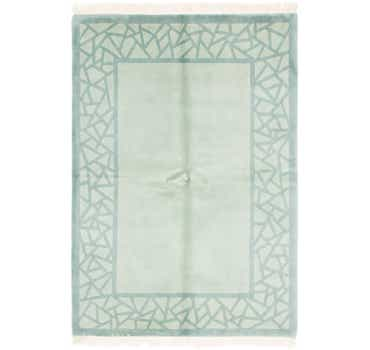 Image of 5' 6 x 7' 10 Nepal Persian Rug