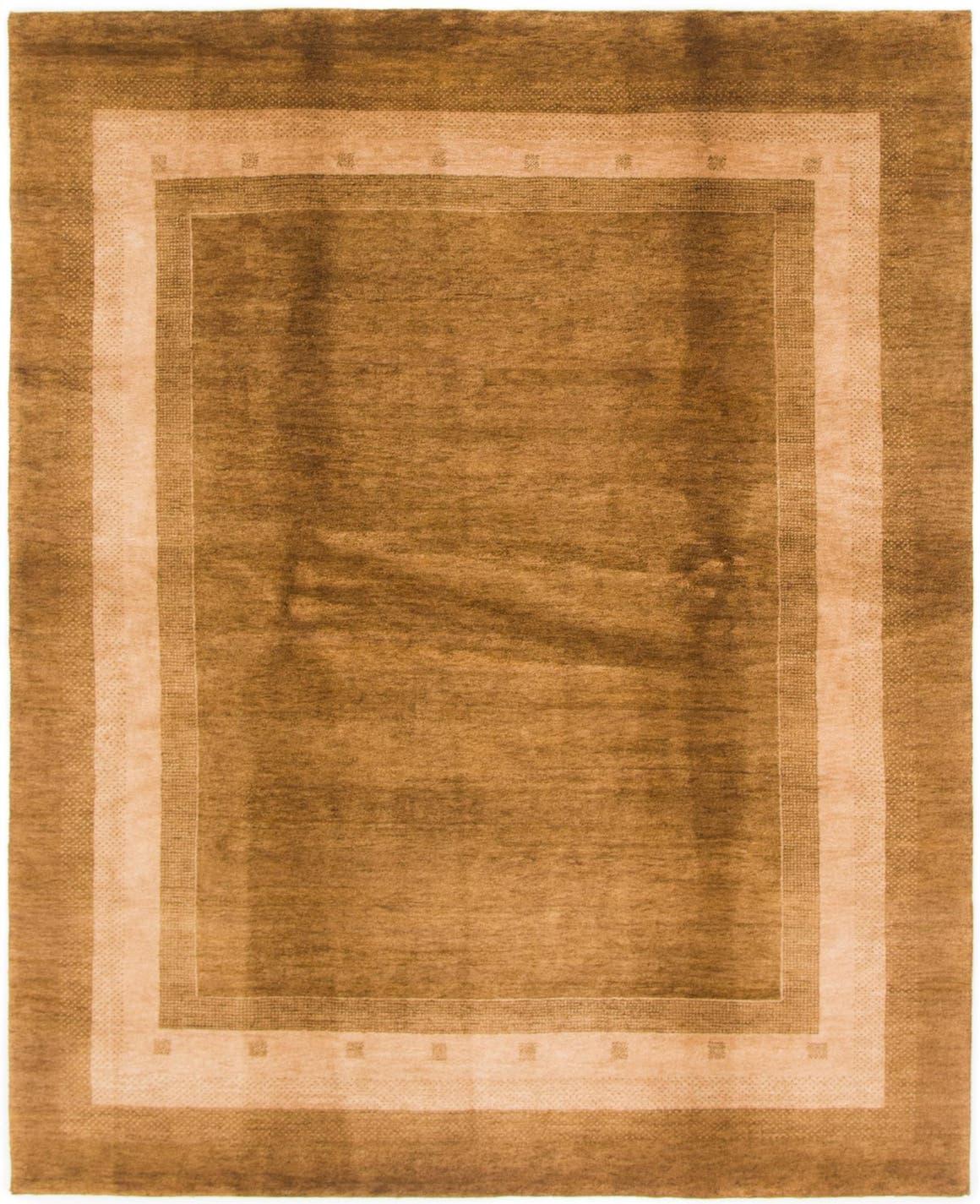 6' 7 x 8' 2 Shiraz-Gabbeh Persian Rug main image