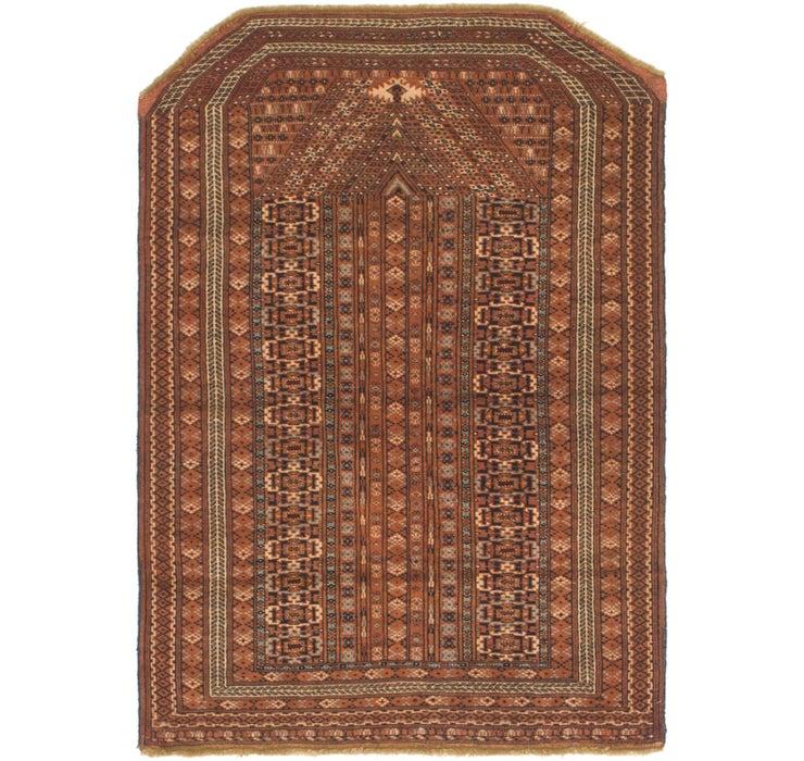 97cm x 140cm Bokhara Oriental Rug