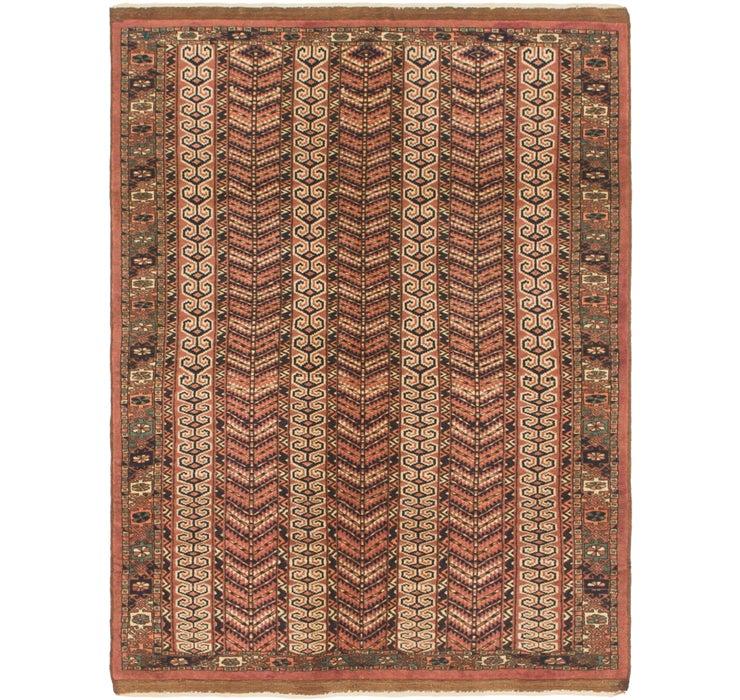122cm x 168cm Bokhara Oriental Rug