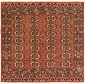 6' 5 x 6' 5 Bokhara Oriental Square Rug thumbnail
