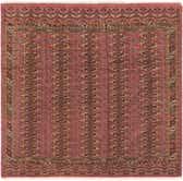 6' 5 x 6' 6 Bokhara Oriental Square Rug thumbnail